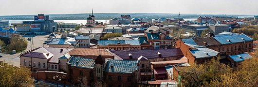 Tomsk City Tours — PRIOR BOOKING REQUIRED